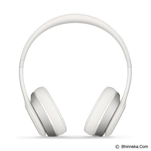 BEATS™ BY DRE™ Solo 2 On-Ear Headphone [MH8X2PA/A] - White - Headphone Portable